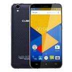 Cubot Manito 4G LTE Smartphone 5.0 Zoll HD Display, 3GB RAM 16GB ROM Android 6.0, MTK6737 Quad Core 13MP + 5MP Kamera, Dual SIM (Micro SIM + NANO SIM + TF Karte) ohne Vertrag Schwarz