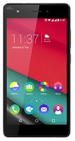 Wiko Pulp 4G LTE Smartphone (12,7 cm (5 Zoll) HD IPS-Display, 1,2 GHz Quad-Core-Prozessor, 16GB interner Speicher, 2GB RAM, Android 5.1 Lollipop) schwarz