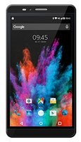 Odys Neo 6 LTE Smartphone (15,24 cm (6 Zoll) Display, 16 GB Flash HDD, Android 5.1) schwarz