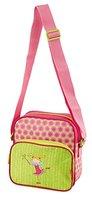 sigikid, Mädchen, Kinder Umhängetasche, Kindergartentasche, Blumenfee, Florentine, Pink/Grün, 24451