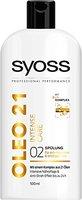Syoss Spülung Oleo 21 Intense Care, 2er Pack (2 x 500 ml)