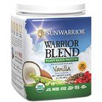 Sunwarrior Warrior Blend Vanille, 1er Pack (1 x 500 g)