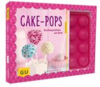 GU Gräfe und Unzer KüchenRatgeber Cake-Pop-Set + Silikonbackform Backbuch backen 8788 (GU Buch plus)