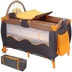 infantastic KRB02Honey Bear Kinderreisebett