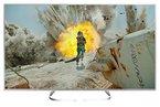 Panasonic TX-58EXW734 VIERA 146 cm (58 Zoll) LCD Fernseher (4K ULTRA HD, HDR Multi, 1600Hz bmr, Quattro Tuner mit Twin Konzept, TV auf IP Server und Client, USB Recording)
