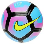 Nike Pitch-Premier League Ball, Cyan/Pink Blast/Volt, 5