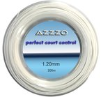 AzZzo Perfect Court Control 200m 1.20mm Co-Polyester Tennissaite