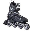 K2 Inline Skate Herren Fit 80, schwarz, 46 EU