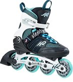 K2 Damen Inline Skate Alexis 80 Alu W, mehrfarbig, 10.5, 30B0112.1.1.105