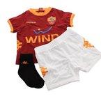 Kappa AS Rom AS Roma Baby Kit Shirt Hose Socken (80)