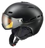 UVEX Skihelm hlmt 200, Black Mat, 58-62 cm, S5661764407