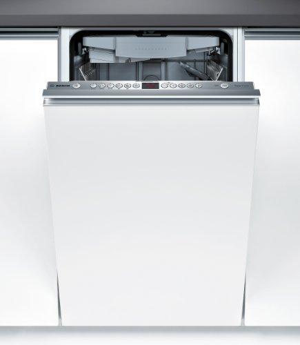 Bosch SPV69T20EU vollintegrierbarer Geschirrspüler / Einbau / A++ A / 10 Maßgedecke / 45 db / 3-fach Wasserschutz / Intensive Zone / 44.8 cm