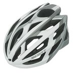 Scott Wit-R Rennrad Fahrrad Helm weiß/grau 2015: Größe: L (59-61cm)