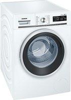 Siemens iQ700 WM14W540 iSensoric Premium-Waschmaschine / A+++ / 1400 UpM / 8 kg / Weiß / VarioPerfect / Antiflecken-System / AquaStop