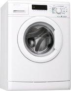Bauknecht WA PLUS 634 Waschmaschine Frontlader / A+++ / 2+2 Jahre Herstellergarantie / 1400 UpM / 6 kg / Weiß / Startzeitvorwahl / 15-Minuten-Programm / Farbprogramme