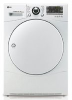 LG RC8055AH1Z Wärmepumpentrockner / A++ / 8 kg / Weiß / Selbstreinigender Kondensator / Sensor-Trocknung