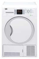 Beko DPU 7305 XE Wärmepumpentrockner / A++ / 206 kWh/Jahr / 7 kg / Trommelinnenbeleuchtung / weiß