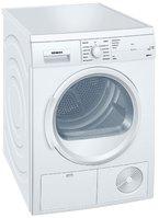 Siemens iQ300 WT46E103 iSensoric Kondenstrockner / B / 7 kg / Weiß / softDry-Trommelsystem / TouchControl-Tasten / Knitterschutz