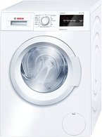 Bosch WAT28320 Serie 6 Waschmaschine FL / A+++ / 122 kWh/Jahr / 1397 UpM / 7 kg / Weiß / Metallverschlusshaken