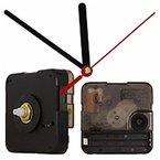 Uhrwerk Quarz Uhr Basteln Hobby Reparatur 3 Zeigersätze - mit Schleichsekunde