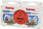 Hama Fotoecken (1000 Stück, selbstklebend, praktische Spenderbox, säurefrei, lösemittelfrei, geeignet für Alben, archivierungssicher) transparent