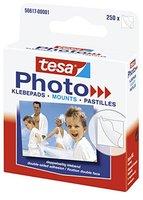 Tesa 56617-00001-00 Foto Klebepads, 250 Stück