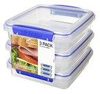Sistema Sandwichbox, 3er-Pack