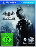 Batman: Arkham Origins - Blackgate - [PlayStation Vita]