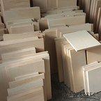 0,5m² Reste 18mm Multiplexplatte Sperrholz Platten Zuschnitt Birke Multiplex Holz