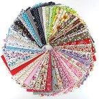60 stück stoff aus 100% gedruckt boundle patchwork - plätzen 20 * 25cm