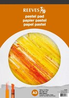 REEVES 8490666 Block Pastellpapier A3 16 Seiten
