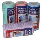 4er Set Wischtuch 50 tlg. auf der Rolle - Putztücher Reinigungstuch Wischtücher