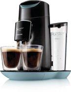 Senseo HD7870/60 Twist Kaffeepadmaschine (Touchpanel) schwarz/blau