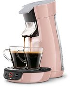 Senseo HD7829/30 Viva Café Kaffeepadmaschine (Kaffee Boost Technologie) rosa
