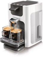 Senseo HD7863/10 Quadrante Kaffeepadmaschine (XL-Wassertank) schwarz/weiß