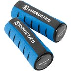 Energetics Hantel Soft mit Handschlaufe Hanteln, Grau/Blau, 2 x 1 kg