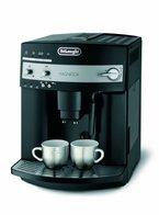 DeLonghi ESAM 3000.B Kaffee-Vollautomat (1100 Watt, 1,8 Liter, 15 bar, Dampfdüse) schwarz