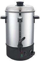 6 Liter Glühweinkocher Glühweinautomat Wasserkocher Kessel Glühweinkessel Kocher 1800 Watt