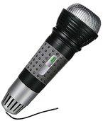 Magisches Spaß-Mikrofon mit Echo-Effekt