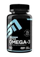 ESN Super Omega 3, hochdosiert, Pro Series, 60 Kapseln, 1er Pack (1 x 90g Dose)