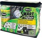 slime 10914 Reparaturset für PKW- Reifen inkl. Kompressor, 473 ml