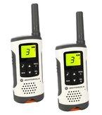 Motorola TLKR T50 PMR-Funkgerät (Reichweite bis zu 6 km)