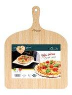 Eppicotispai 2048 Pizzaschaufel aus Pappelholz, Beige