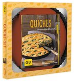 Quiche-Set: Plus 1 Kaiser-Quicheform Ø 28 cm (mit Hebeboden) (GU Buch plus)