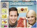 """Ravensburger 18937 - ScienceX Chemie-Labor """"WOW, die Entdeckerzone"""""""