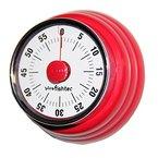 Timer Retro 50's-Magnetisch-Edelstahl