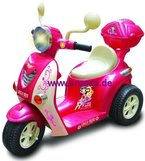 Elektro Kinder ROLLER scooter Motorrad Auto / Elektroauto Kinderauto Kinderroller 77P