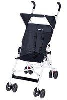Safety 1st Peps, kompakter Buggy mit Sonnenverdeck, schwarz/weiß