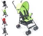 Buggy Jogger S2 Kinderwagen Baby Sitzbuggy Sportwagen Babywagen Grün