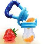 Newcomdigi Baby Fresh Food Feeder Fruchtsauger Gemüsesauger für frische Lebensmittel